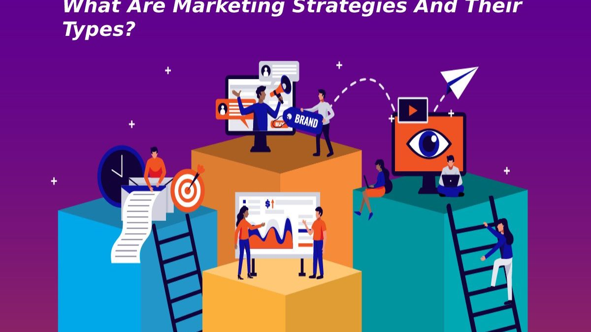 What Are Marketing Strategies And Their Types?