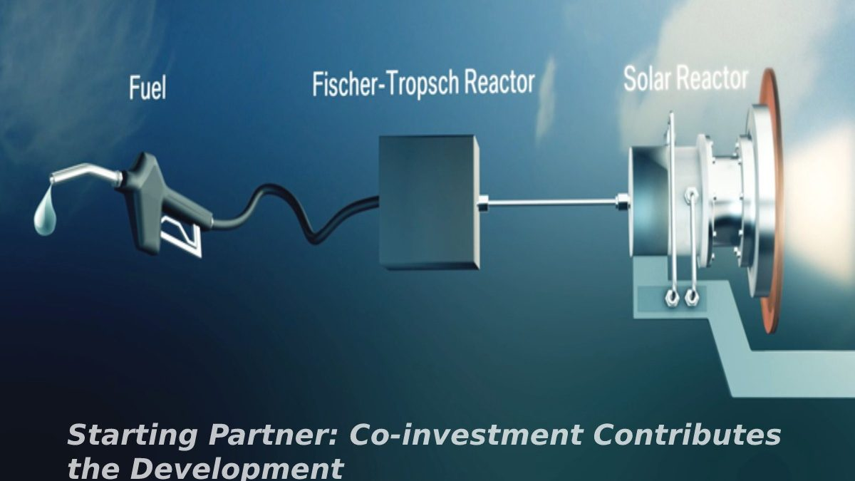 Starting Partner: Co-investment Contributes to the Development of Reactor Technology