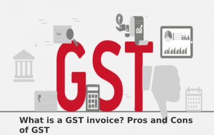 What is a GST invoice_ Pros and Cons of GST