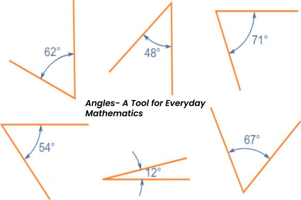 Angles- A Tool for Everyday Mathematics
