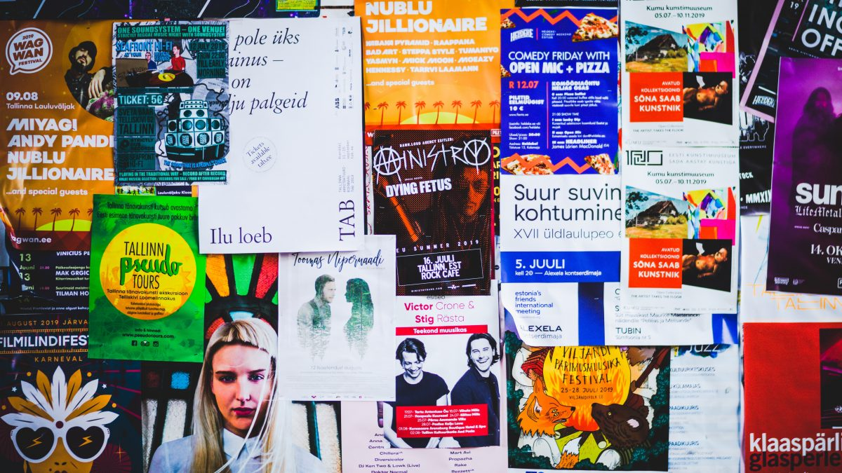 Wild Posters: 3 Tips To A Successful Wild Posting Campaign